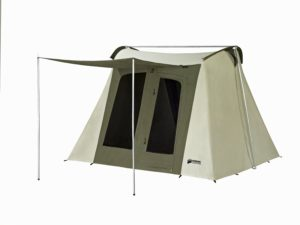 Kodiak Canvas Flex-Bow 6 Person Canvas Tent, Delux