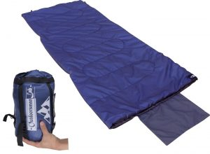 OutdoorsmanLab Lightweight Camping Sleeping Bag For Backpacking