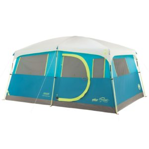 Coleman 8-Person Tenaya Lake Fast-Pitch Cabin Tent