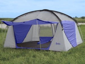 PahaQue Wilderness - Promontory XD 8 Person Family Tent