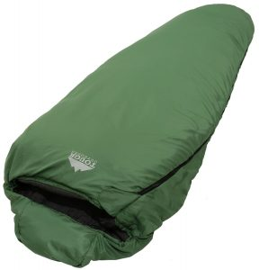 Tough Outdoors: 3 Season 50°F Mummy Sleeping Bag