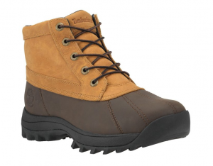 Timberland Mens Canard II Mid Waterproof Leather Boots