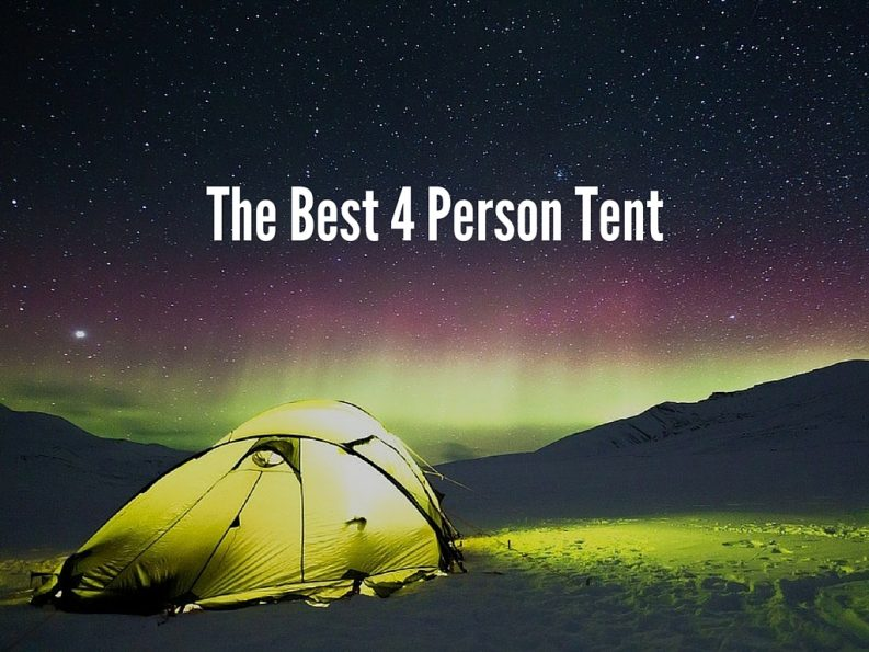 5 Best 4 Person Tents in 2019 | Best Tent for You
