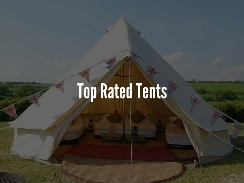 & The Top Rated Tents | Best Tent for You