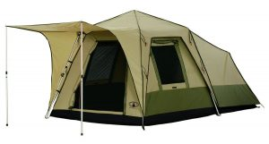 Black Pine Sports Pine View 8-Person Turbo Tent