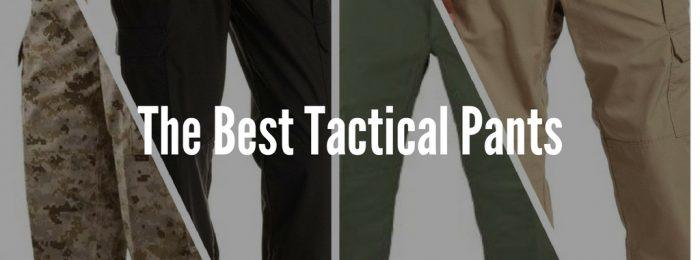 Best Tactical Pants