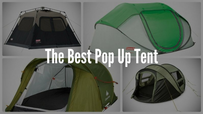 & Best Pop Up Tent | Tent and Outdoor Gear Reviews and Roundups