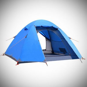 ANGIX Waterproof Backpacking Tent 2-3 Person