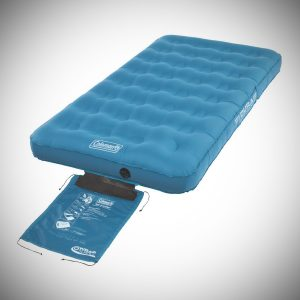 Coleman DuraRest Single High Airbed, Twin