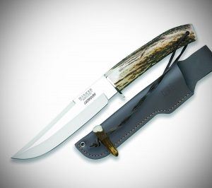 Joker CC73USA De Monte Hunting Knife, 6.24-Inch