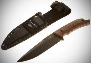 "Ka-Bar Jarosz ""Turok"" Fixed Blade Knife"