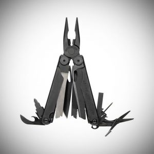 Leatherman Multi Tool Black Molle Sheath #1