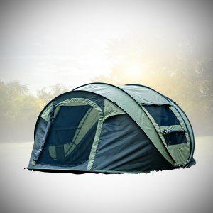 FiveJoy Instant 4-Person Pop Up Tent