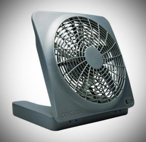 "O2 Cool 10"" Portable Fan"