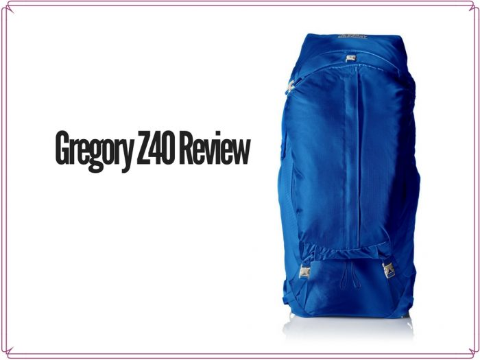 gregory z40 review