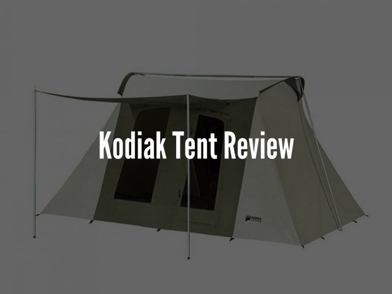 Kodiak Canvas Long Truck Bed Full Size Tent Pitch Up Almost Anywhere