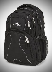 High Sierra Swerve Backpack front