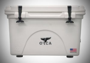 Orca Cooler front