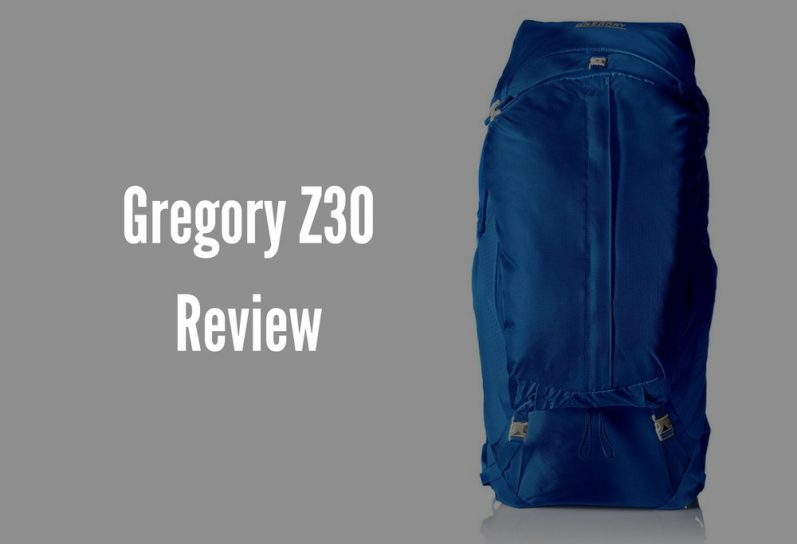 Gregory Z30 Review