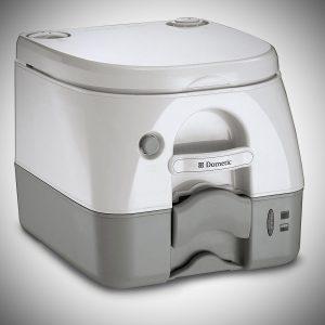 Dometic 301097202 Portable Toilet 2.6 Gallon