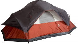 Coleman Red Canyon 8-Person Tent front