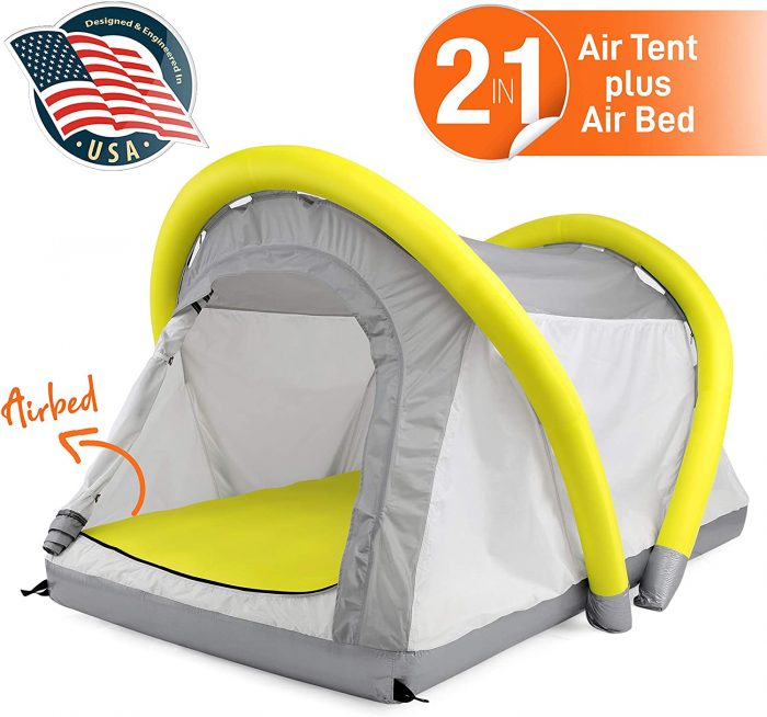 SereneLife Inflatable Camping Tent