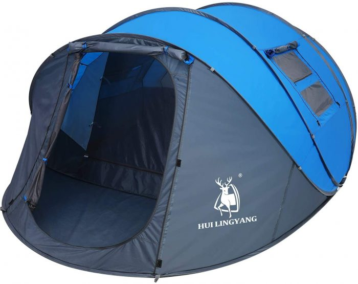 Hui Lingyang 6-Person Instant Family Tent