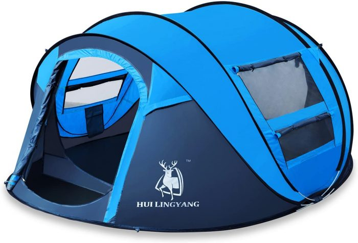 Hui LingYang Pop-Up Dome Tent