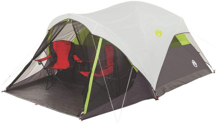 Coleman Steel Creek 6-Person Dome Tent