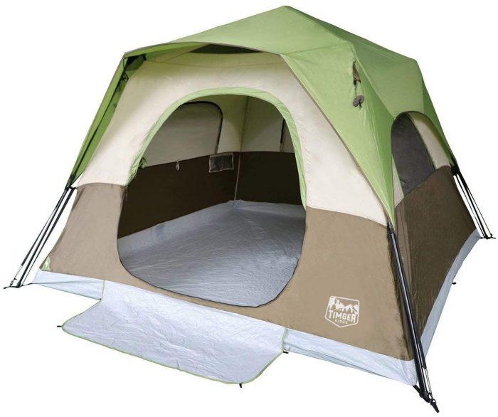 Timber Ridge 6 Person Cabin Tent