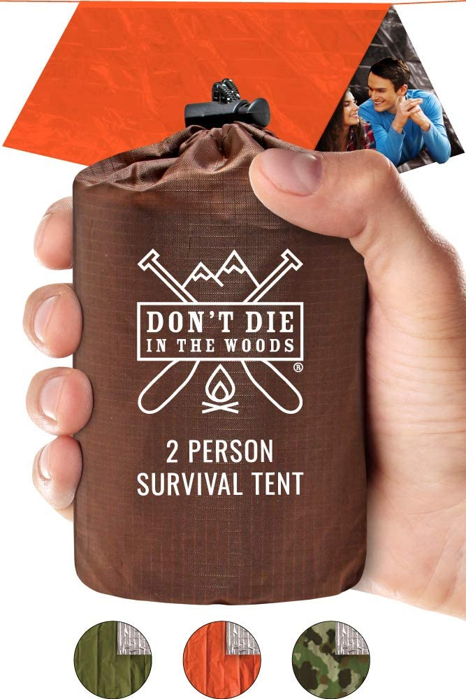 Don't Die In The Woods 2-Person Tent