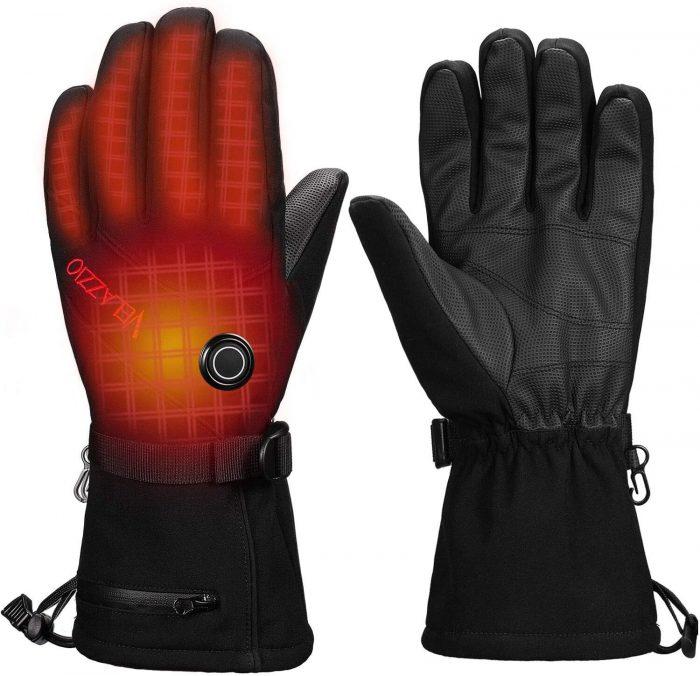 Velazzio Thermo Heated Gloves