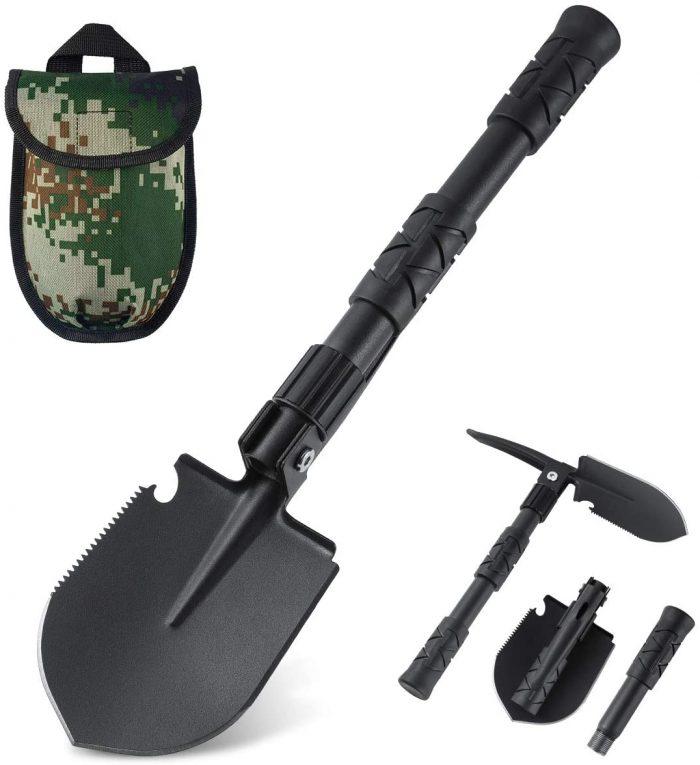 Boyisen Foldable Camping Shovel