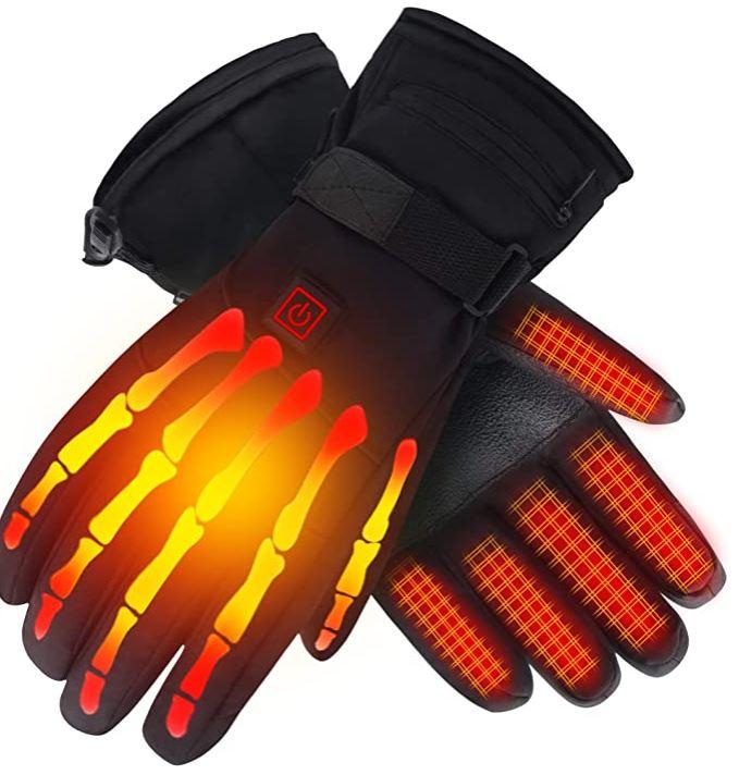Autocastle Heated Gloves
