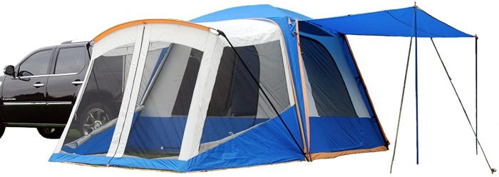Napier Family SUV Tent
