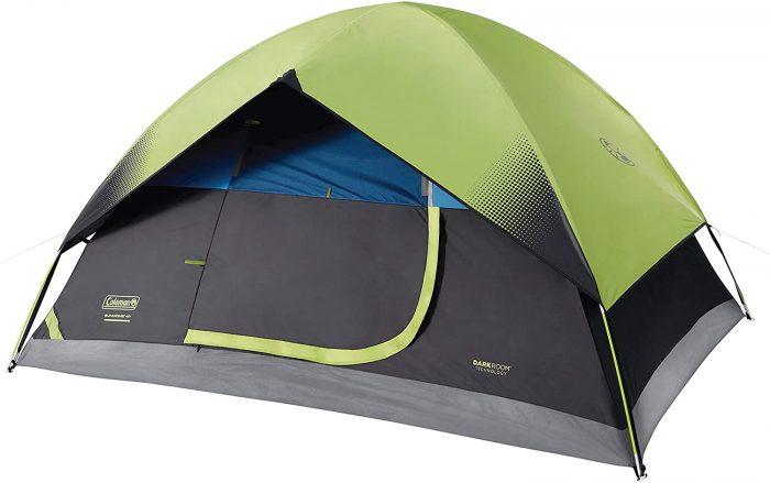 Coleman Darkroom Dome Tent