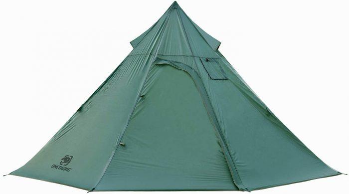 OneTigris Iron Wall Tent