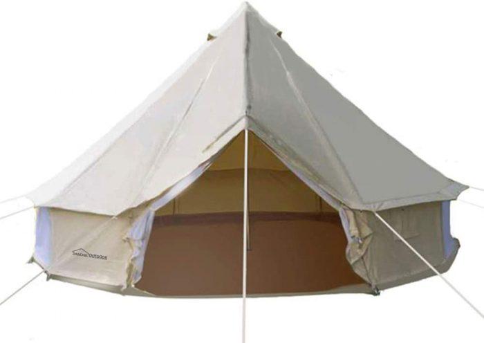Danchel 4 Season Canvas Tent