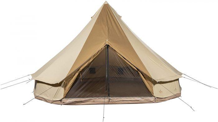 Teton Sports Sierra Canvas Tent
