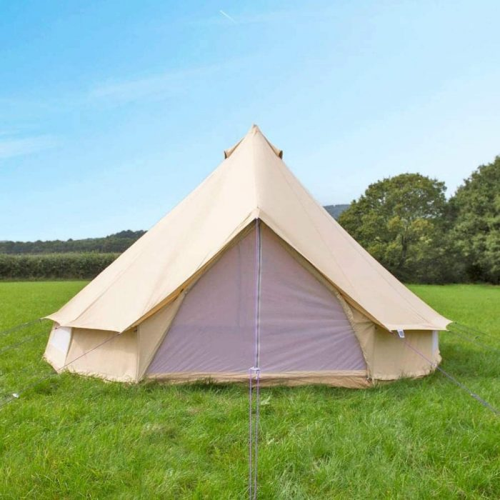 Free Space Canvas Bell Tent