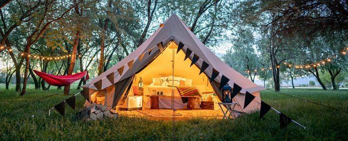 best canvas tents
