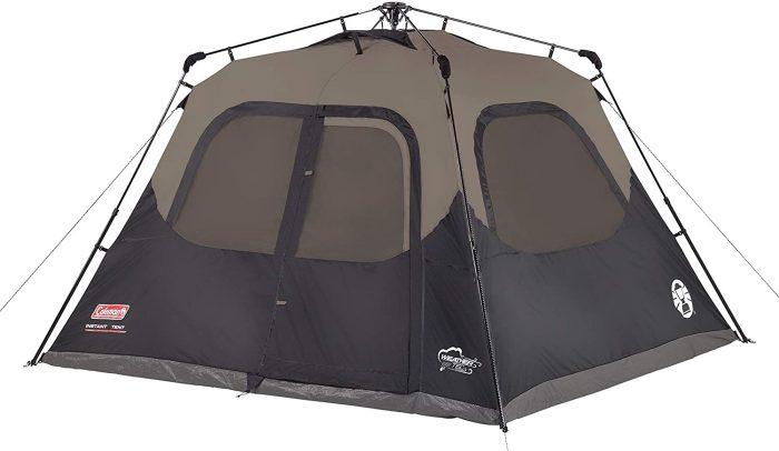 Coleman 4, 6, & 10-Person Cabin Tent