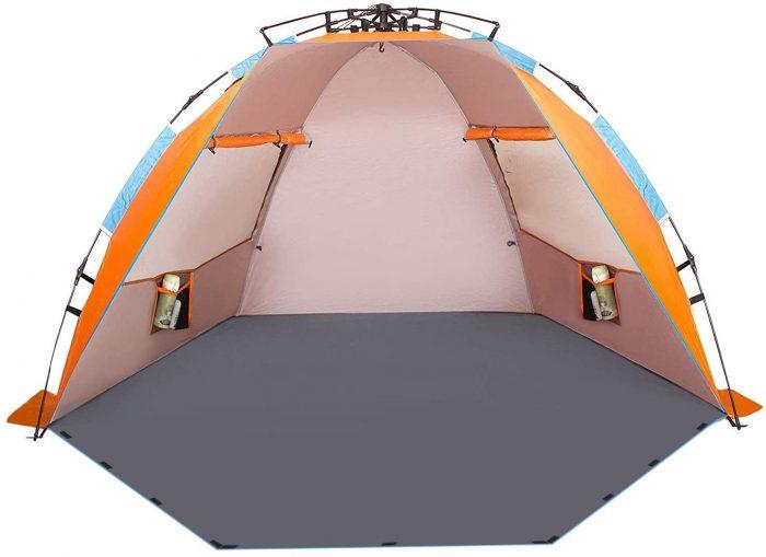 Oileus Instant 4 Person Tent
