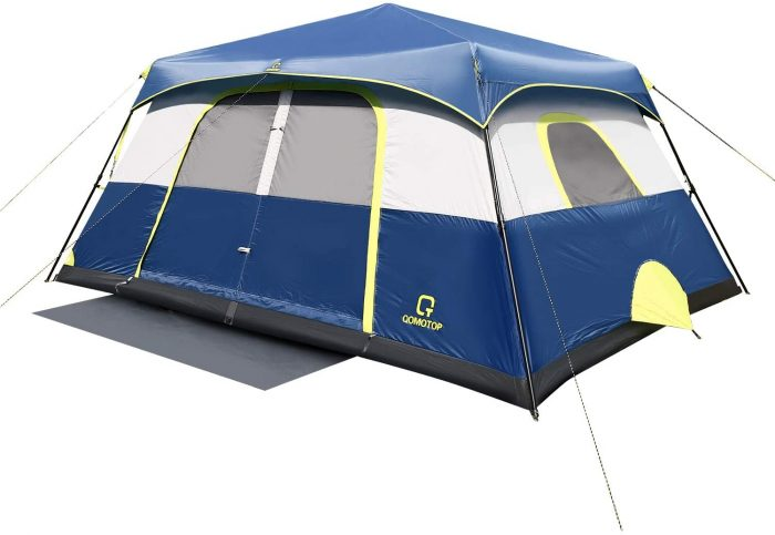QT QOMOTOP 4, 6, 8, & 10 Person Tent