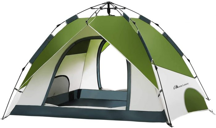Moon Lence 4 Person Family Tent
