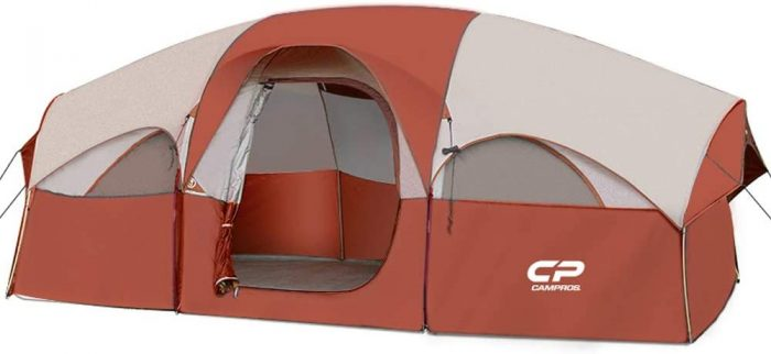 CAMPROS 8 Person Family Tent