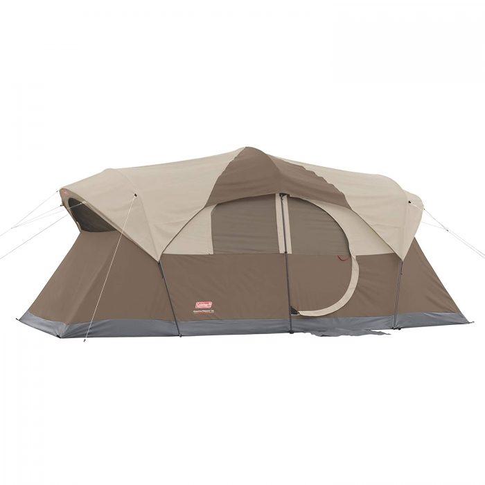 Coleman WeatherMaster 6/10 Person Tent