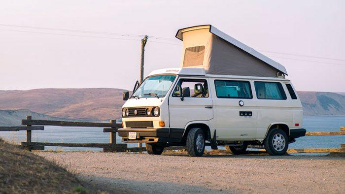 minivan camping ideas