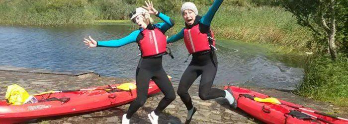 kayak clothing