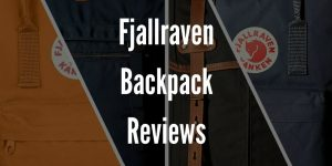 Fjallraven Backpack Review